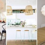 Eco-style chandeliers