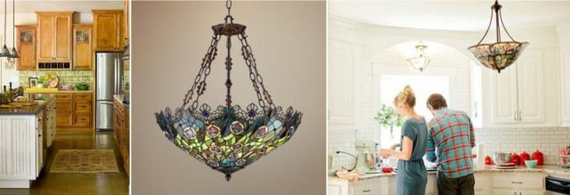Tiffany – luxurious chandeliers