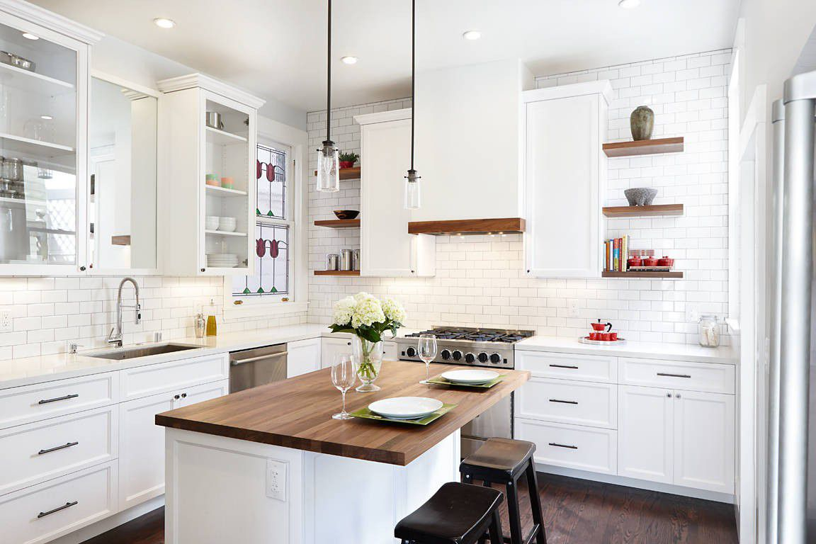 50 best white kitchens design ideas pictures tips for White kitchen decor
