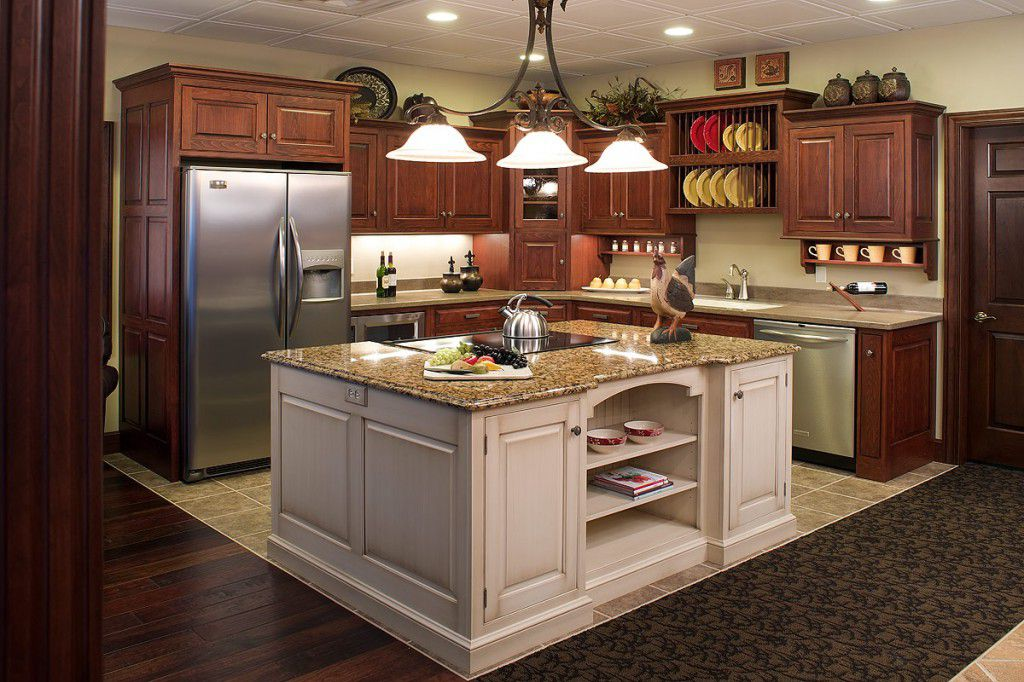 easy to with build kitchen how diy cabinets a island mg